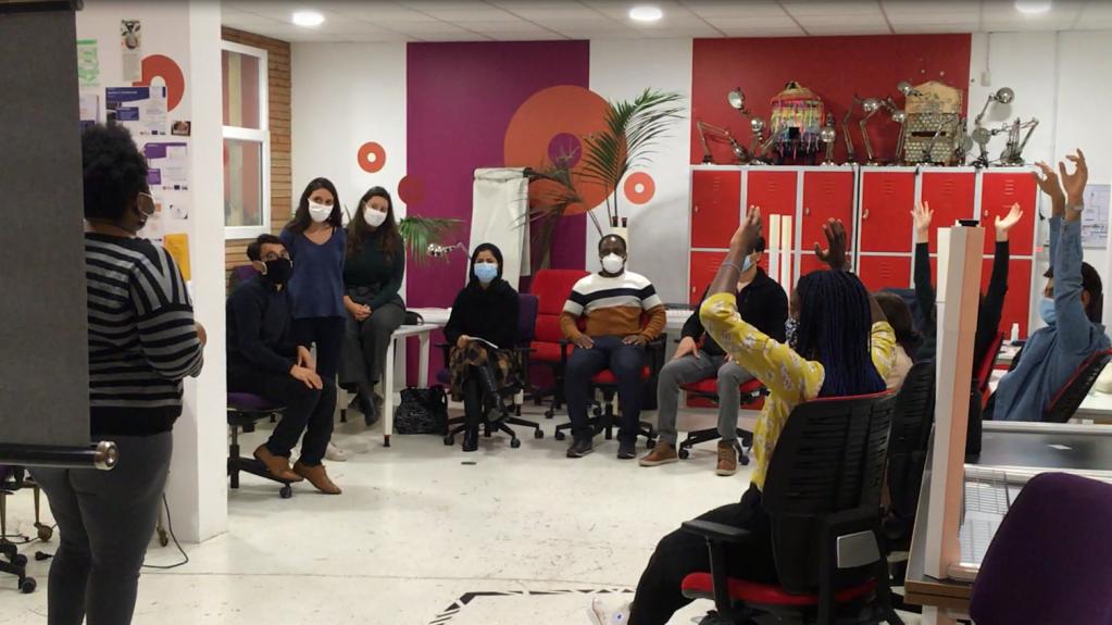 Montreuil : un incubateur pour des migrants entrepreneurs avec des aides de l'état