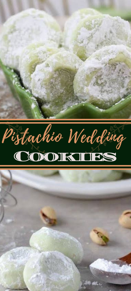 Pistachio Wedding Cookies #vegan #vegetarian #soup #breakfast #lunch