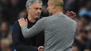 Rivalitas Kedua Pelatih Menuju Live Streaming Tottenham vs Manchester City