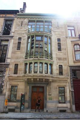 Hotel Tassel UNESCO Brussels Victor Horta