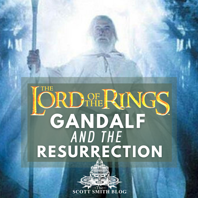 Is Gandalf Jesus? All the Similarities between the Resurrections of Gandalf and Jesus