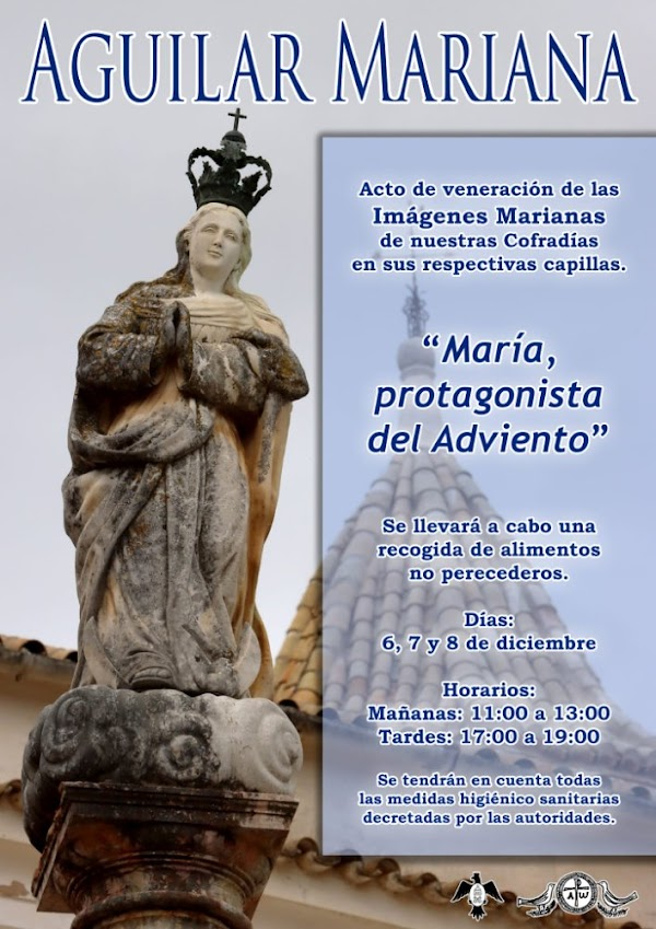 Magna Veneración Mariana en Aguilar de la Frontera