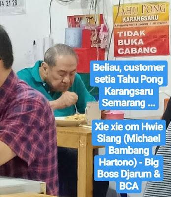 Headless Chrome: Orang Terkaya Indonesia Makan Di Warung