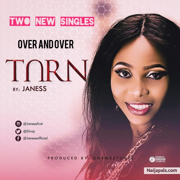 AUDIO: Turn Around + Over and over - Janess