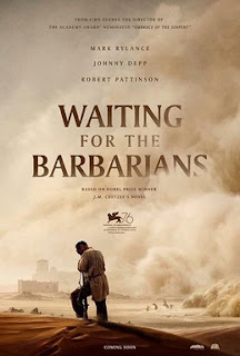 WAITING FOR THE BARBARIANS TRAILER (2020)