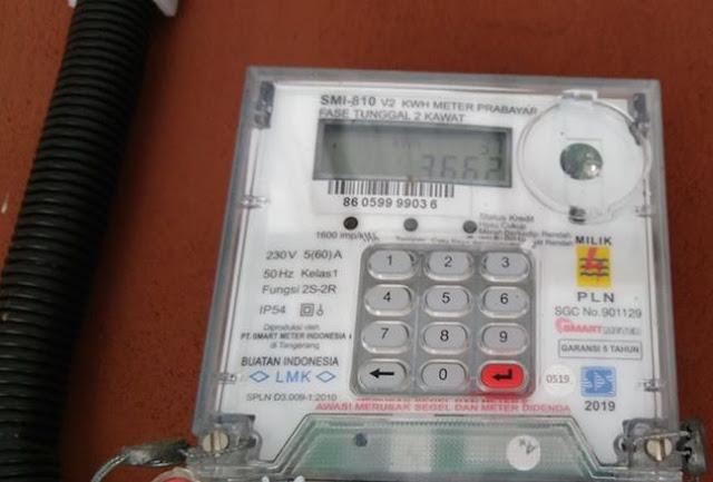 gambar cara ambil token listrik gratis