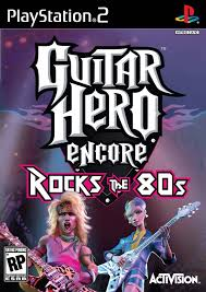Guitar Hero Encore:Rocks the 80s PS2 Torrent