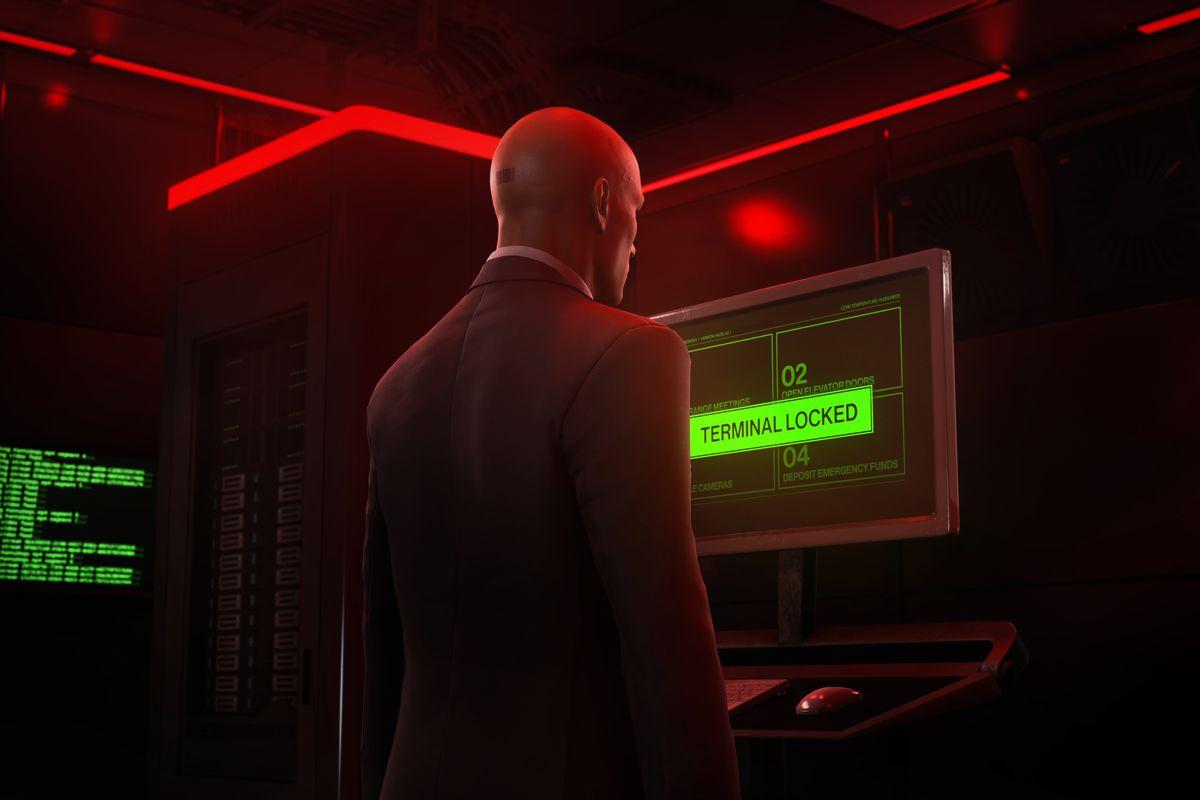 Hitman 3 : how to recover backups of Hitman 1 and Hitman 2?