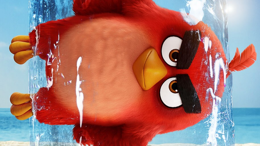 Angry Birds Movie 2, Red, 8K, #6