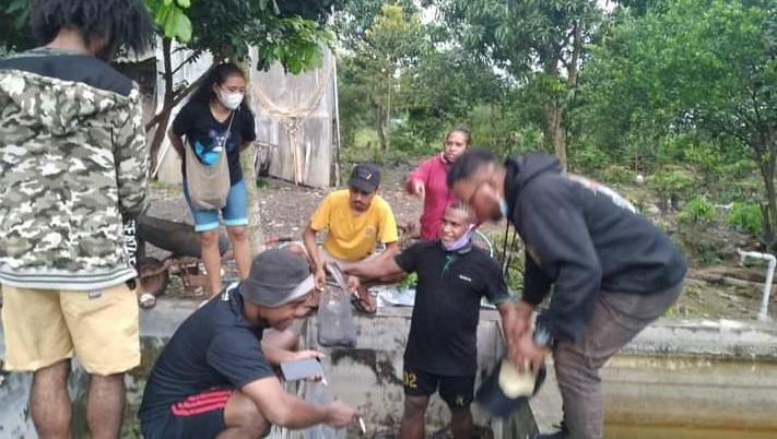 Mahasiswa Papua Diberikan Pelatihan Ternak Lele, Itu Tujuannya
