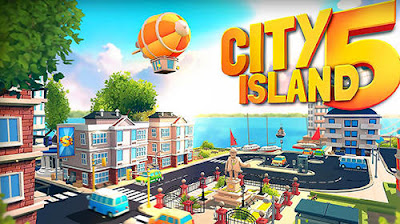 Download City Island 5 - Tycoon Building Simulation Offline APK MOD v2.3.0 Unlimited Money