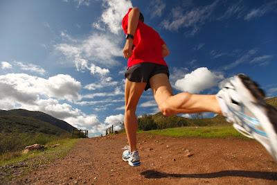 Hacer running es un tipo de ejercicio aeróbico