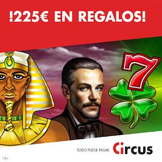 circus promocion tarjetas regalo amazon 11-16 febrero 2020