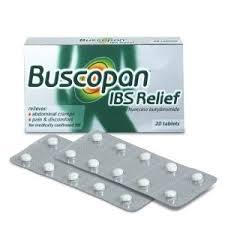 บุสโคพาน / บัสโคแพน (Buscopan)