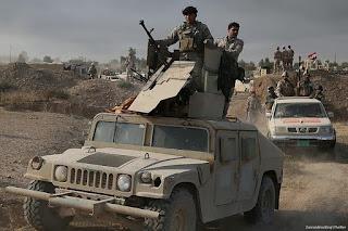 Milisi Syiah Irak Serukan Serangan Teror di Arab Saudi