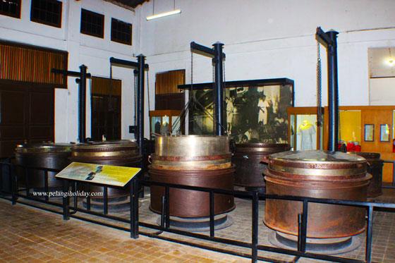 Rangsum tempat memasak