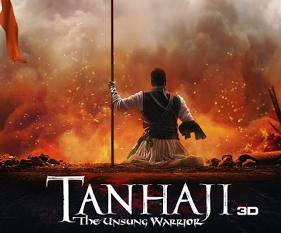 download Tanhaji: The Unsung Warrior Ajay devgn full movie 480p, DVDrip mp4, 720p