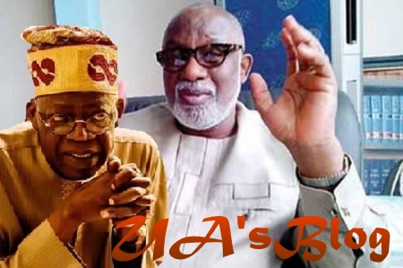 APC Crisis: Stay Away From Ondo, We Don't Need You - Gov. Akeredolu Rubbishes Tinubu