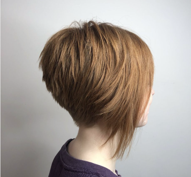 short haircuts for female