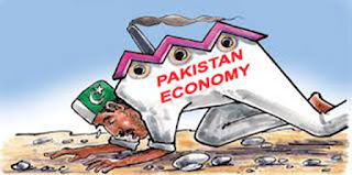 Pakistan's economic conditions are not good