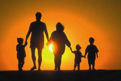 Inilah Golongan Keluarga Yang Akan Kembali Berkumpul Disurga, Apakah Keluargamu Termasuk? Baca Selengkapnya..