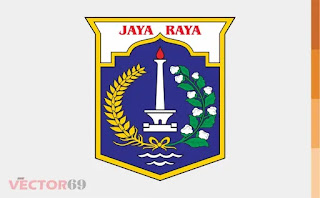 Logo Provinsi DKI Jakarta - Download Vector File AI (Adobe Illustrator)