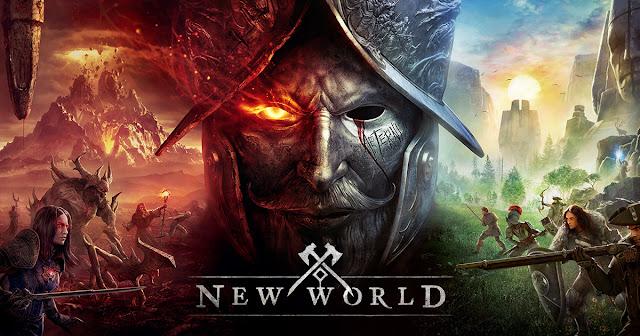 تحميل لعبة New World مجانا للكمبيوتر