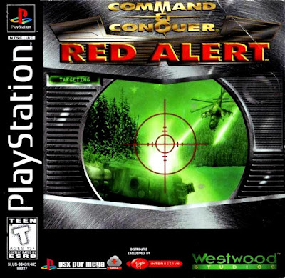 descargar command & conquer red alert psx mega