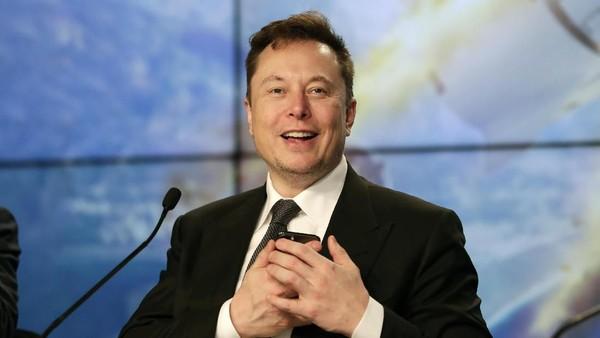 Makin Tajir, Kekayaan Elon Musk Bertambah Lagi Jadi Rp 2.342 T