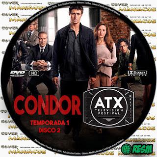 GALLETA 2 CONDOR - 2018 - TEMPORADA 1 [SERIE TV]