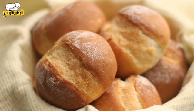 خبز فرنسي روعة