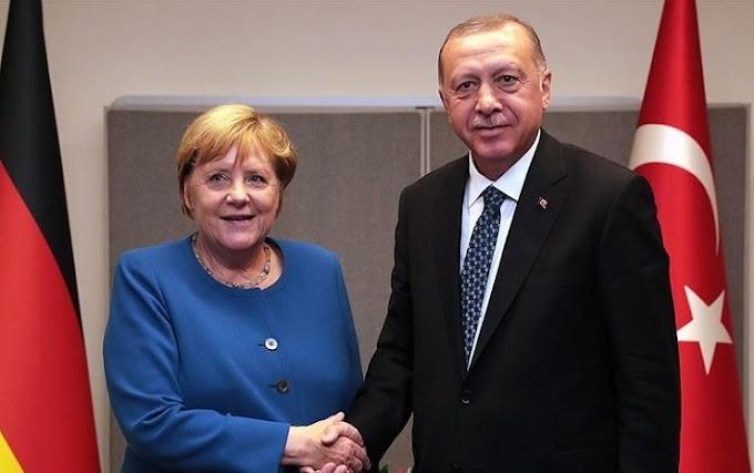 Reuters: Δεν υπάρχει περίπτωση κυρώσεων στην Τουρκία για τους Γερμανούς