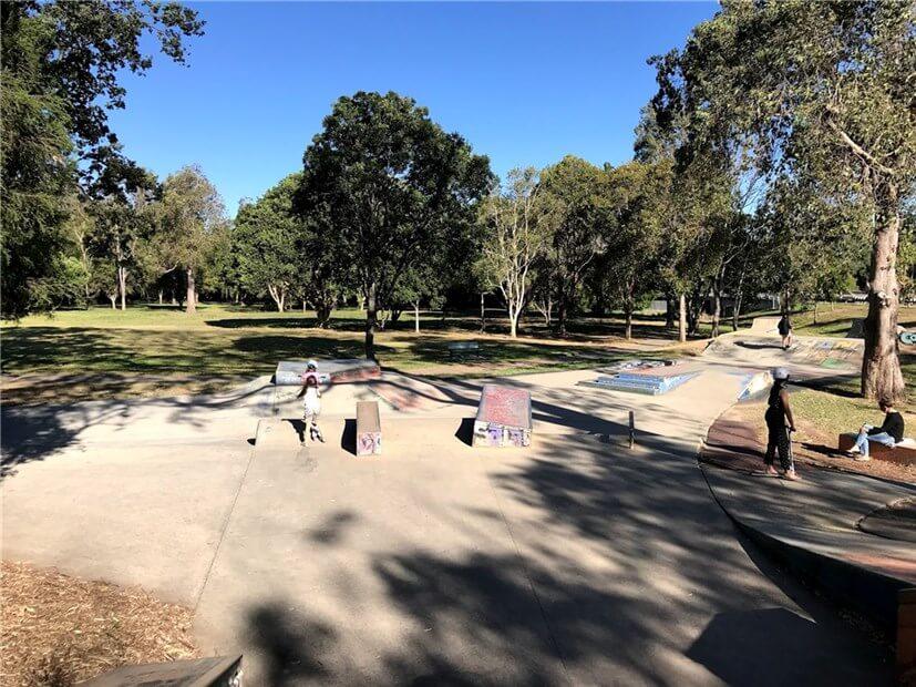 Ferny Grove Skatepark の写真