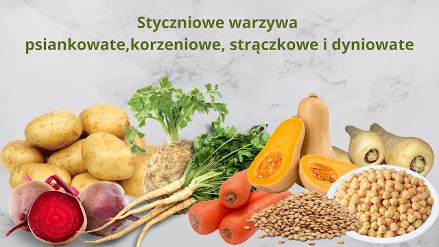 styczniowe warzywa