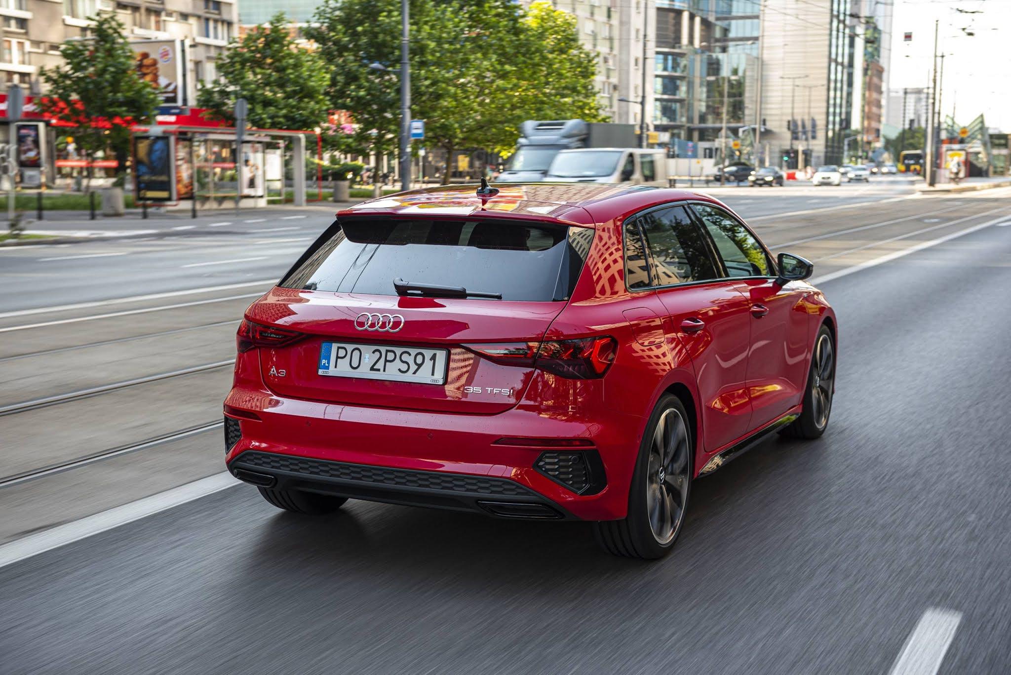 Novos Audi A3 Sedan e Sportback 2022: lançamento no Brasil no 2º semestre