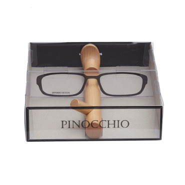 pinocchio eyeglasses holder