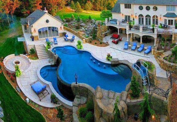 Swimming Pool Design Ideas 2