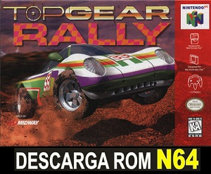 Top Gear Rally ROMs Nintendo64