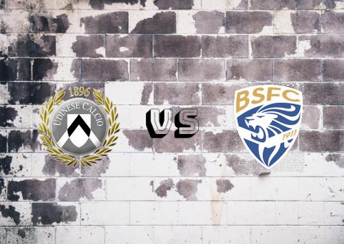Udinese vs Brescia   Resumen