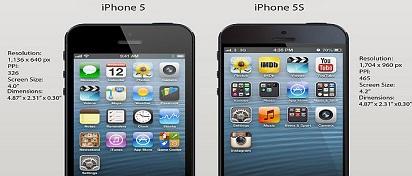 Perbedaan IPhone 5 Dan 5s Yang Menjadi Faktor Pertimbangan