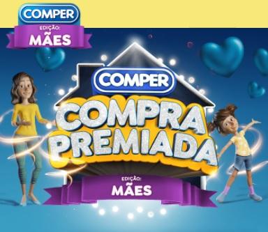 Cadastrar Promoção Dia das Mães 2021 Comper Supermercado