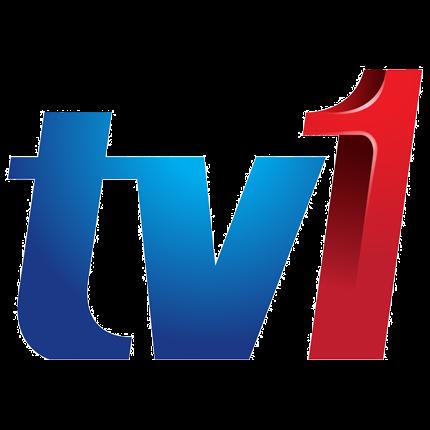 logo TV1 Malaysia