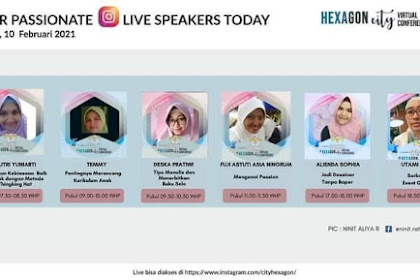 Hexagon City Virtual Conference