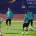 """Cristiano Ronaldo se anima com trio: """"Seria bonito se o BBC jogasse novamente"""""""