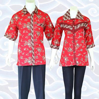 Tips Pintar Melilih Baju Batik Couple Sama Pacar