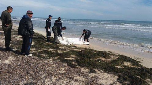 المهدية : العثور على جثتين قبالة سواحل ملولش