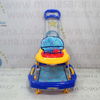 Baby Walker Family FB3712LD IC Melody ABC
