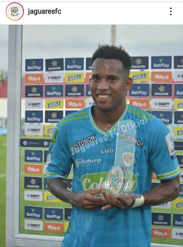 APURE: El Victoriano Diomar Diaz le anotó a Wilker Fariñes en Colombia