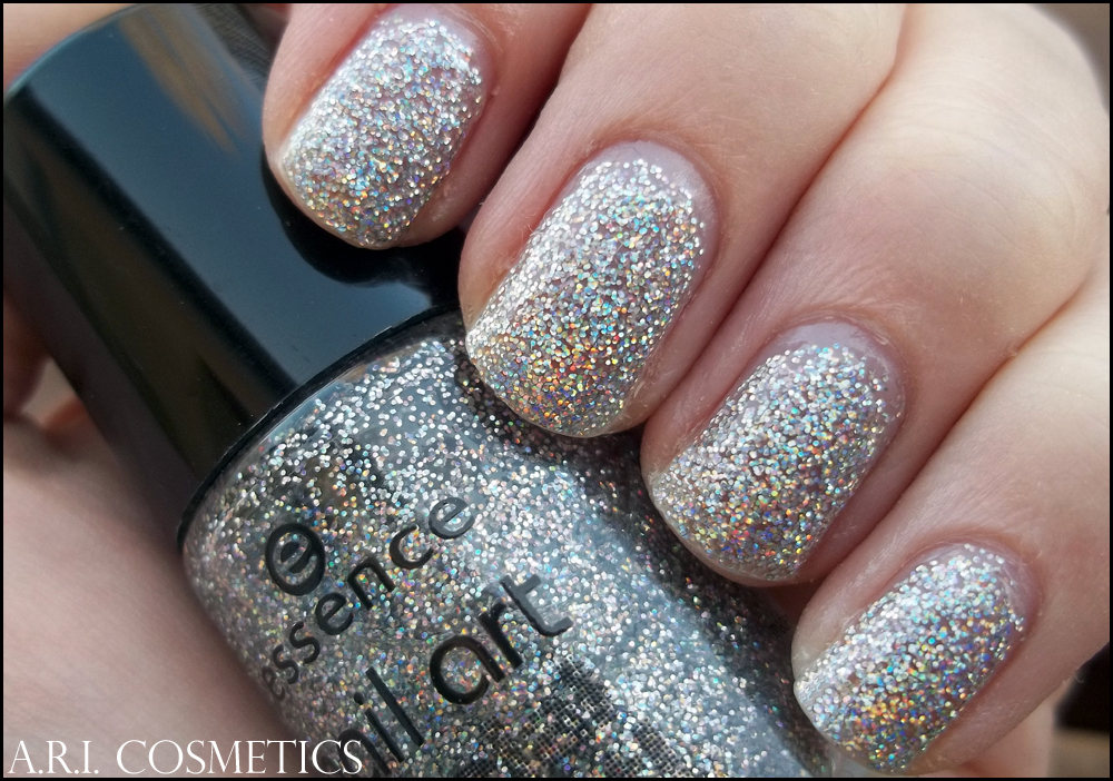 a r i cosmetics notd essence nail art special effect topper 03 hello holo. Black Bedroom Furniture Sets. Home Design Ideas