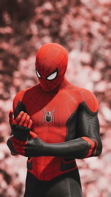 spider man spider verse wallpaper